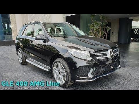 Mercedes Benz GLE Class GLE400 Amg Exterior / Interior