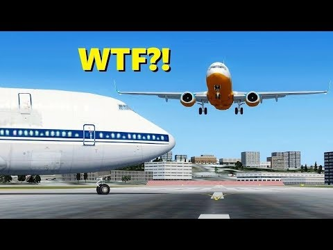 747 Pilot RUINS Realistic Flight Simulator X Session (Multiplayer ATC)