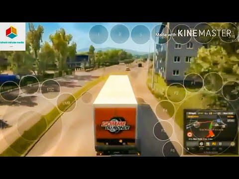 How To Download Ets2 On Android With Gameplay Proof