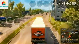 Download lagu How to download ets2 on Android with gameplay proof