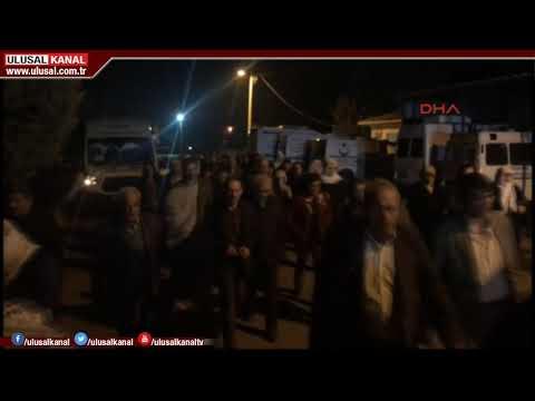 Yine terörist cenazesi yine HDP Provokasyonu