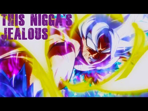 Goku vs Jiren - Battle before the end ( Tory Lanez - Diego ''HELLION Remix'' ) AMV - part 2