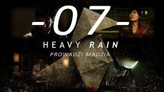 [PS4] Heavy Rain #07 - Niedźwiedź / Pierwsze spotkanie / Hala targowa