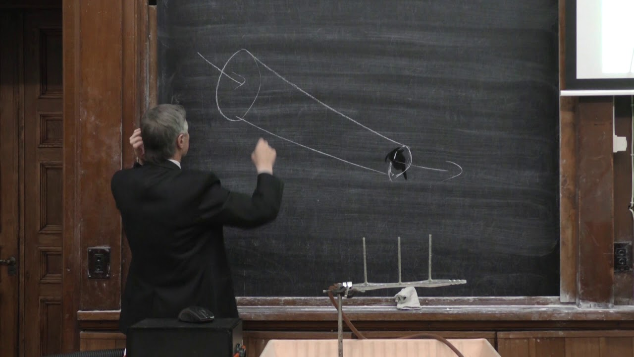 Слепков А. И.  -  Механика - Основы гидродинамики  (Лекция 22)