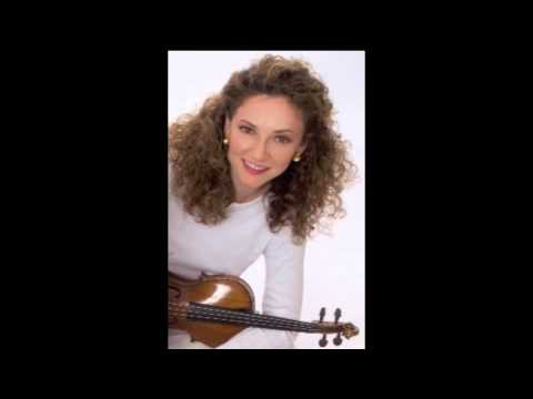 Nurit Pacht plays Anthemes for Solo Violin by Pierre Boulez