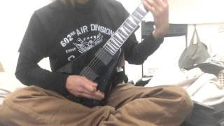Follow The Reaper/Children Of Bodom 弾いてみました。 ミスが目立つ… ...