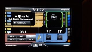 How to Add Wallpaper to Ford Sync MyTouch Screen