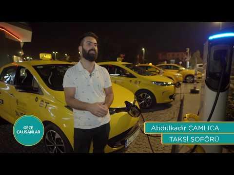 Gece Çalışanlar | Taksi Şoförleri