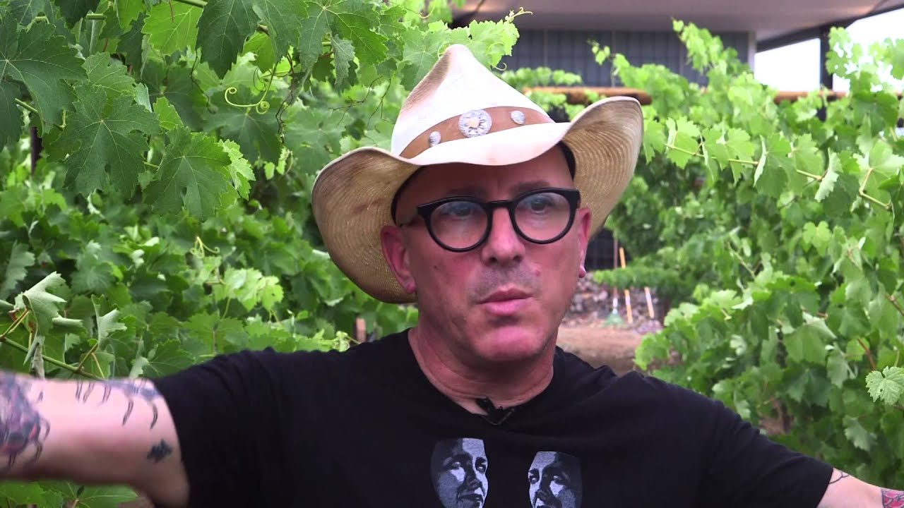Tool Front Man Maynard James Keenan Talks Arizona's Wine Industry