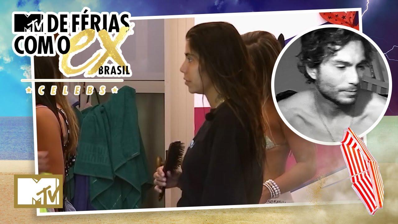 Noite SELVAGEM de Rippi e Ortega deixam Bruninho pistola | MTV De Férias Com o Ex Brasil Celebs T7