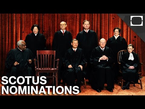 How Is A U.S. Supreme Court Justice Appointed?