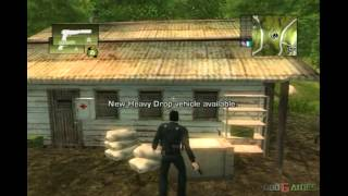 Just Cause - Gameplay Xbox (Xbox Classic)