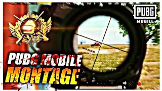 [PUBG Mobile] Montage | 4 FINGERS CLAW + FULL GYRO | HIGHLIGHTS #1 | ACETON 🔥