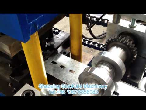 41 X41 & 41X 21 Strut Channel Roll Forming Line