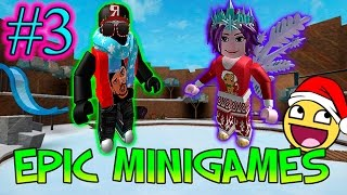 ROBLOX: EPIC MINIGAMES #3