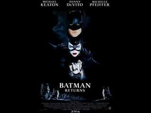 Batman Returns OST The Cemetery