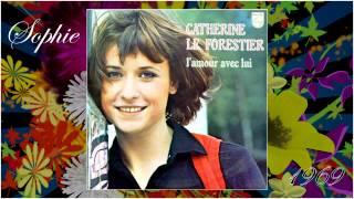 Catherine LE FORESTIER Sophie 1969 ( soeur de Maxime Le Forestier )