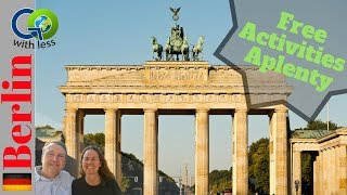 Berlin Budget Travel Tips