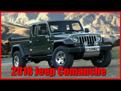 2018 Jeep Comanche Picture Gallery Youtube