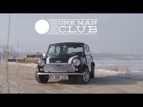 This Moldovan Mini Cooper Is A OneMan Club