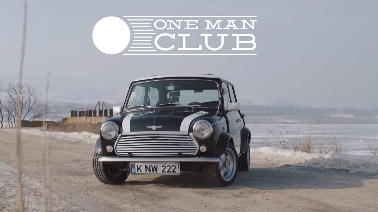 This Moldovan Mini Cooper Is A One Man Club Youtube