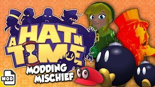 Super Hat Odyssey - A Hat in Time Mods - DPadGamer