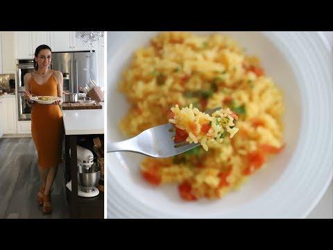 Плов с Рисом и Помидорами - Летнее Меню - Рецепт от Эгине - Heghineh Cooking Show In Russian