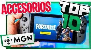Fortnite: 10 Accesorios para Jugar en Nintendo Switch | MGN