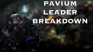 Halo Wars 2: Pavium Leader Breakdown