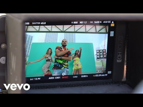 Sean Paul - When It Comes To You (Behind The Scenes)