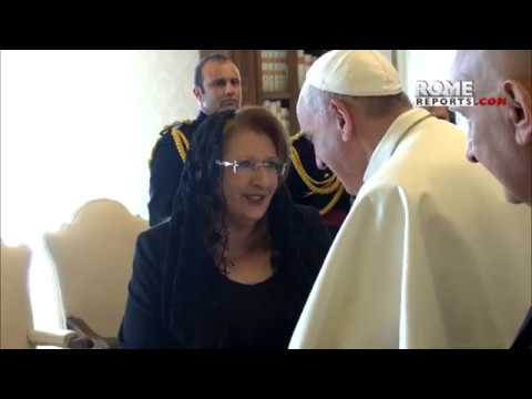 President of Malta meets Pope Francis to discuss about migration and interfaith