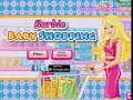 Barbie Shopping Baby Games