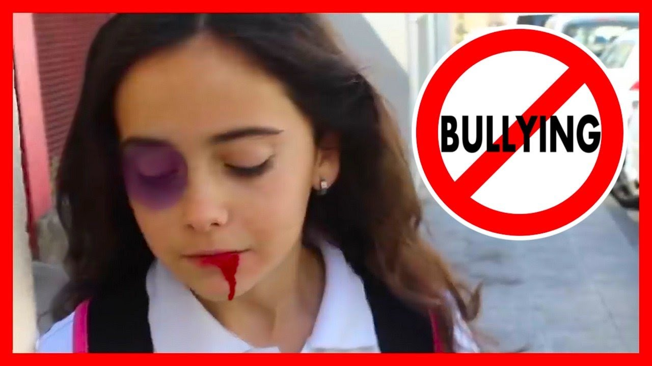corto bullying o acoso escolar