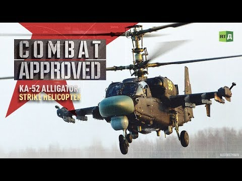 Ka-52 Alligator: Strike