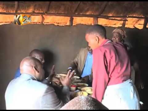 DP Ruto stuns many when he pops in for a meal at a makeshift kiosk in Maili Tisa