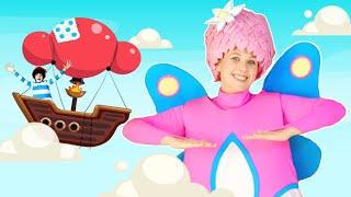 Чударики  - Детская песня мультик. Музыкальная игра с движениями для детей.