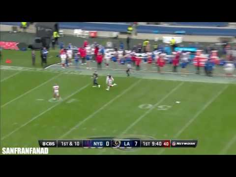 Brian Quick vs Giants (NFL Week 7 - 2016) - 92 Yards!   NFL Highlights HD