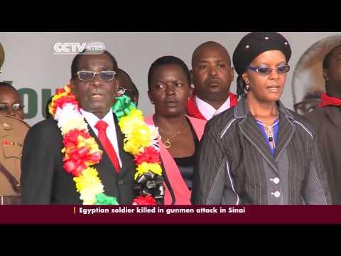 Zuma & Mugabe to Boycott EU - Africa Summit