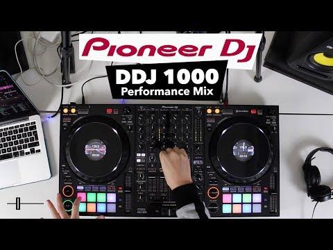 Pioneer DDJ 1000 Performance Mix - House, EDM, Drum & Bass
