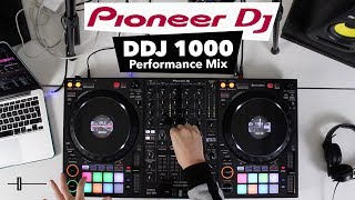 Pioneer DDJ 1000 Performance Mix - House, EDM, Drum & Bass