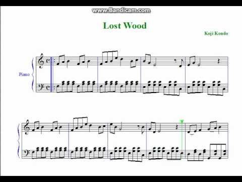 Lost Woods - YouTube