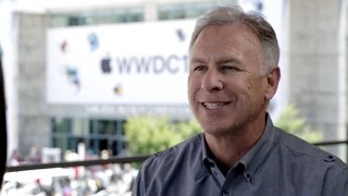 Apple's Phil Schiller: To predict the future, invent it