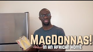 Download Clifford Owusu Comedy - In An African Home: MagDonnas! - Clifford Owusu