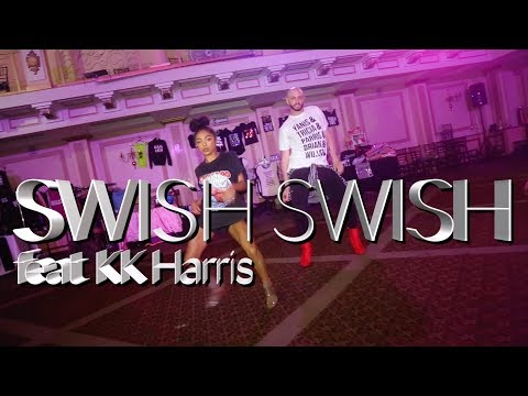 Swish Swish feat KK Harris - Katy Perry | Brian Friedman & Yanis Marshall Choreography | Mexico City