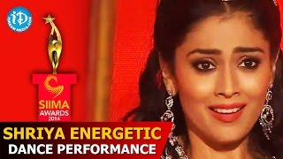 Shriya Saran Energetic Dance Performance at SIIMA 2014 Awards | Malaysia