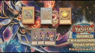 86th Place WCQ Italian National Dark Magician Deck Profile