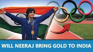 Will Neeraj chopra  bring Olympic🥇 Gold to India | Hindi