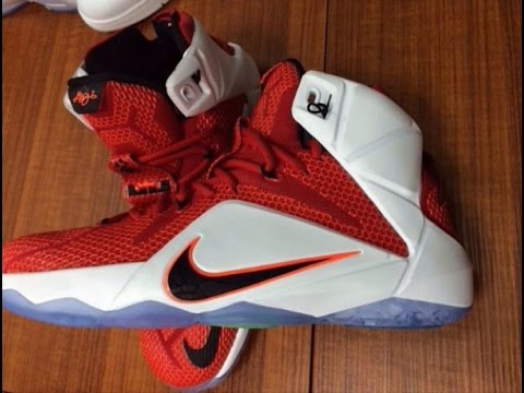 c58b0765b23 ireland first look lebron 12 lion heart scoop208 youtube 46ef9 a460e