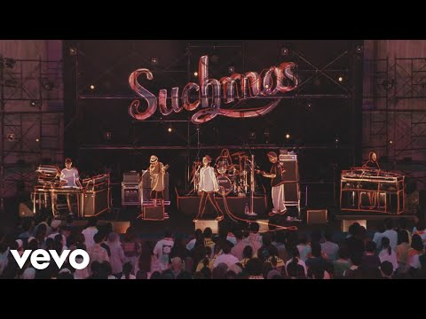 Suchmos - Suchmos Wiper 2017.07.02 Live at Hibiya Open-Air Concert Hall