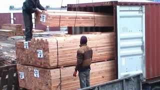 Экспорт древесины (пиломатериалы с антисептиком) из Украины в Индию: Мумбай, Ченай, Кандла, Мундра(, 2015-01-23T15:05:52.000Z)